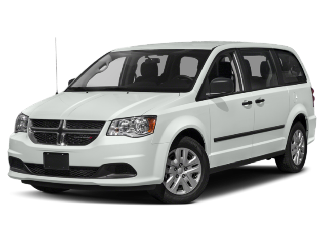 2019 DODGE Grand Caravan SXT Black Top Passenger Van