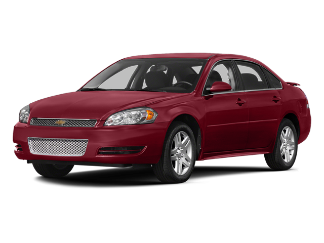 Pre-Owned 2014 CHEVROLET IMPALA LTZ Sedan