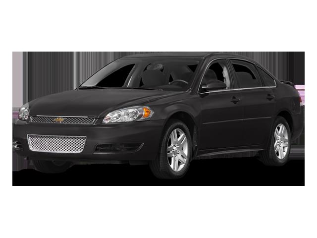 Pre-Owned 2014 CHEVROLET IMPALA LTZ Sedan