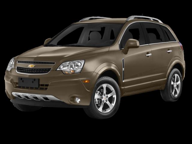 Pre-Owned 2014 Chevrolet Captiva Sport LT