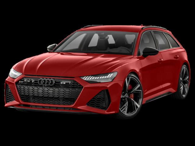 2021 Audi RS 6 Avant 4.2
