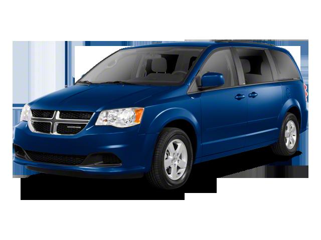 Pre-Owned 2012 Dodge Grand Caravan Crew