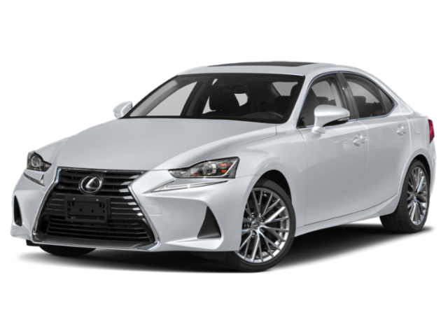 2020 Lexus IS 300 300 4D Sedan