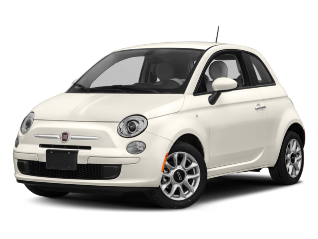 2017 FIAT 500 Pop 2D Hatchback
