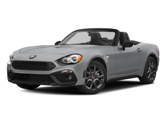 2017 Fiat 124 Spider Abarth 2D Convertible