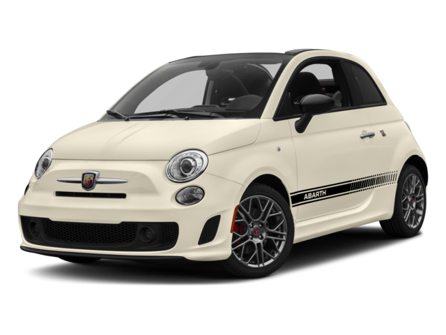2017 FIAT 500c Abarth 2D Convertible