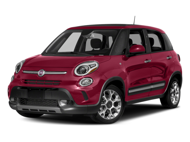 2017 FIAT 500L Trekking Hatch 4dr Car