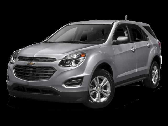 2017 Chevrolet Equinox LS 4D Sport Utility