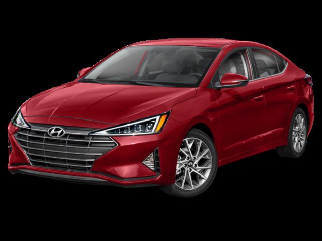 2020 Hyundai Elantra Limited 4dr Car