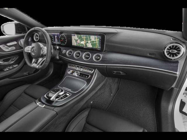 New 2020 Mercedes-Benz E-Class AMG® E 53 Coupe