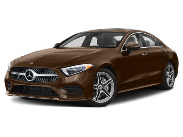 2020 Mercedes-Benz CLS450 4MATIC Coupe 4-Door Coupe
