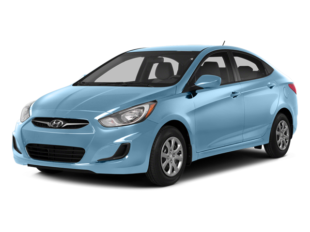 Pre-Owned 2014 HYUNDAI ACCENT GLS Sedan