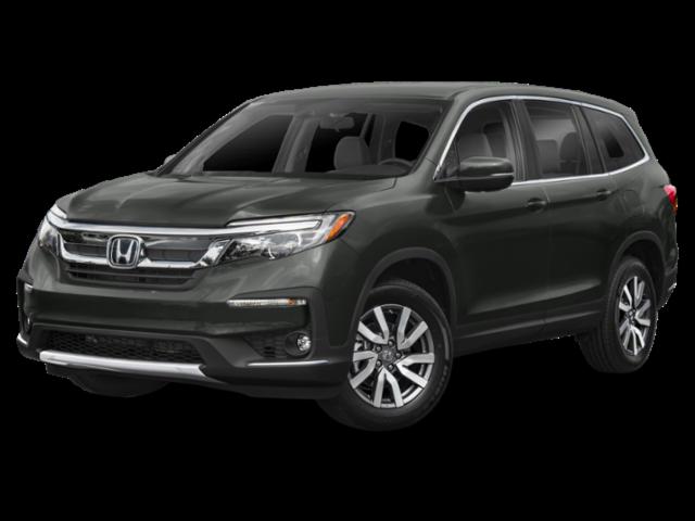 2019 Honda Pilot EX 4D Sport Utility