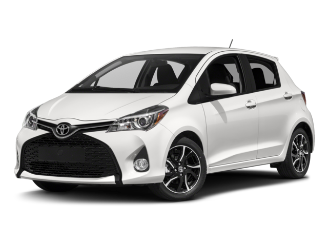 2016 Toyota Yaris 5dr Liftback Auto SE (SE) 4dr Car