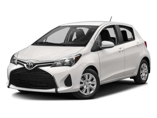 2016 Toyota Yaris 5-Door L
