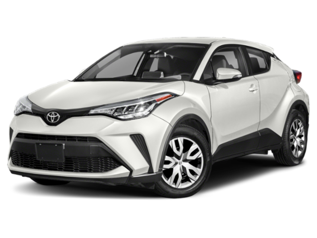 2021 Toyota C-HR Limited FWD (Natl)