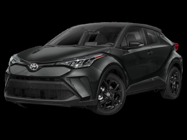2021 Toyota C-HR Nightshade Sport Utility