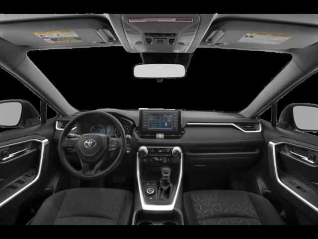 New 2021 Toyota RAV4 Hybrid XLE