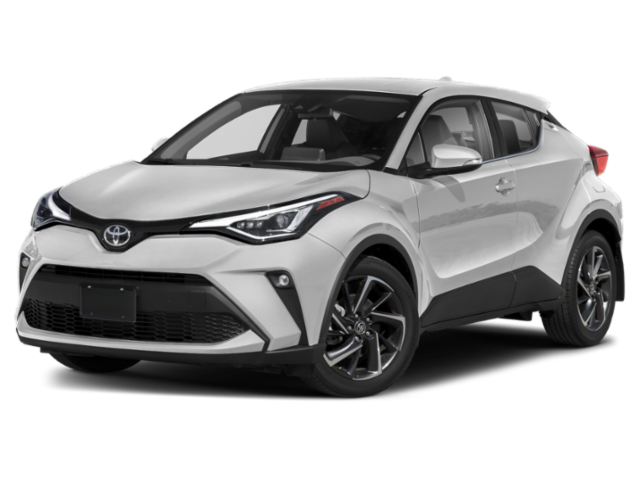 2021 Toyota C-HR Nightshade FWD (Natl)