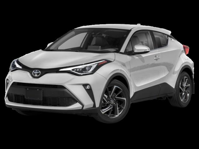 2021 Toyota C-HR XLE Premium FWD SUV