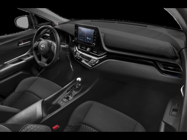 New 2021 Toyota C-HR Nightshade
