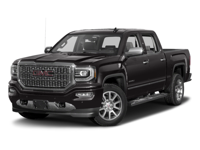 2018 GMC Sierra 1500 Denali Crew Cab Pickup - Short Bed