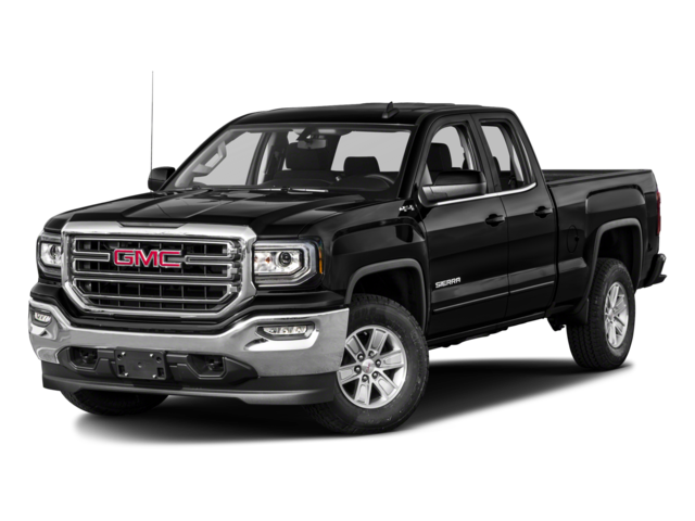 2018 GMC Sierra 1500 SLE Extended Cab Pickup - Standard Bed