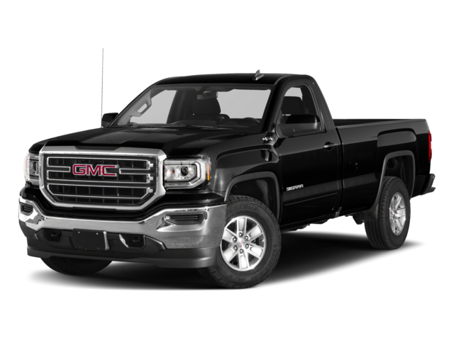 2018 GMC Sierra 1500 SLE Regular Cab Pickup - Standard Bed