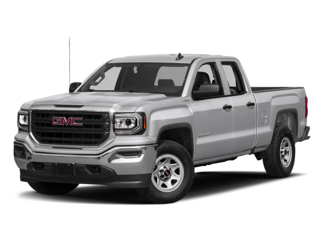 2018 GMC Sierra 1500 Base Extended Cab Pickup - Standard Bed