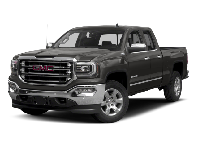 2018 GMC Sierra 1500 SLT Lifted Double Cab