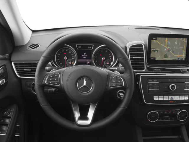 Certified Pre-Owned 2017 Mercedes-Benz GLS450 4MATIC SUV