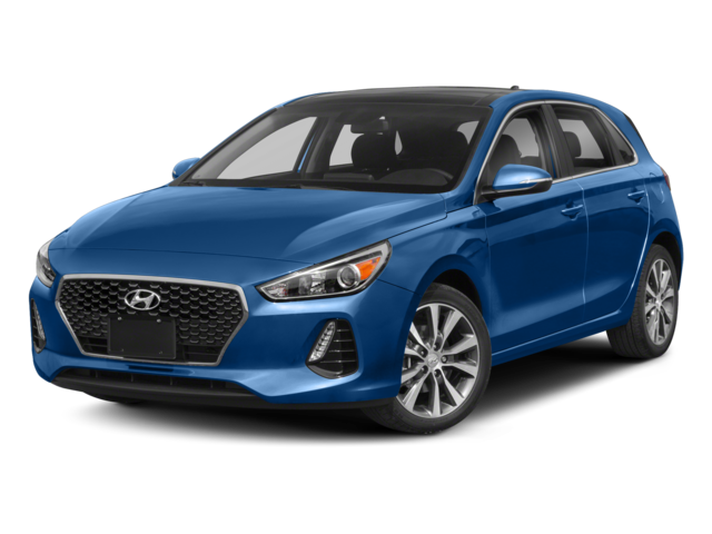 2018 Hyundai Elantra GT GLS AUTO Bluetooth, Heated Seats, Sunroof, Heated Steering, Hatchback