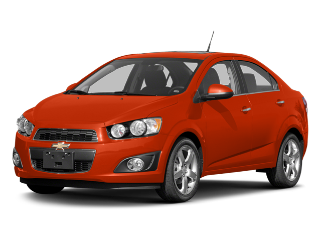Pre-Owned 2013 Chevrolet Sonic LS Auto