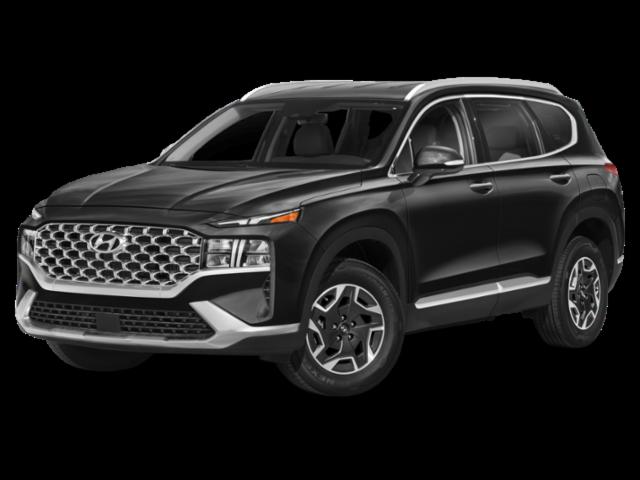 2021 Hyundai Santa Fe Hybrid SEL Premium 4D Sport Utility