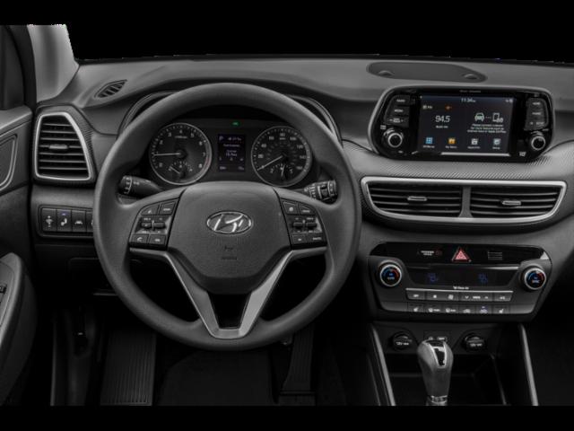 New 2021 Hyundai Tucson SEL