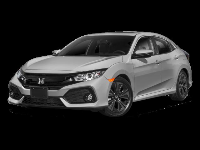 New 2018 Honda Civic EX-L w/Navi