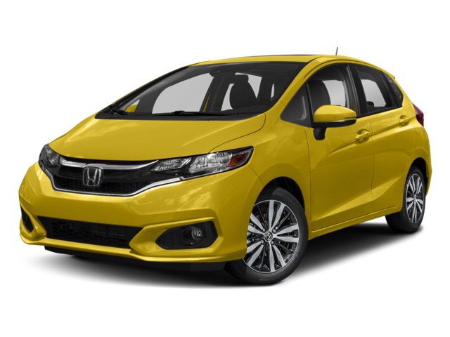 New 2018 Honda Fit EX-L Front Wheel Drive Wagon