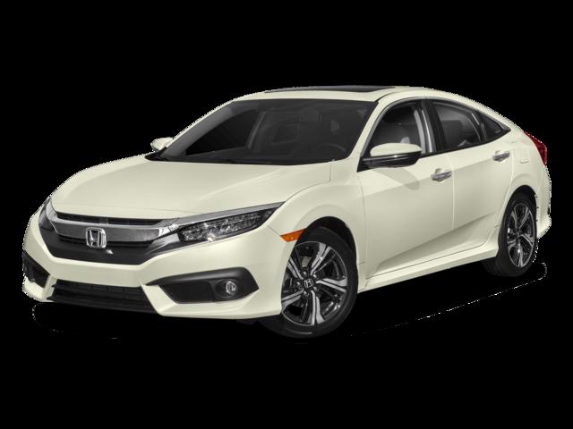 New 2018 Honda Civic Touring