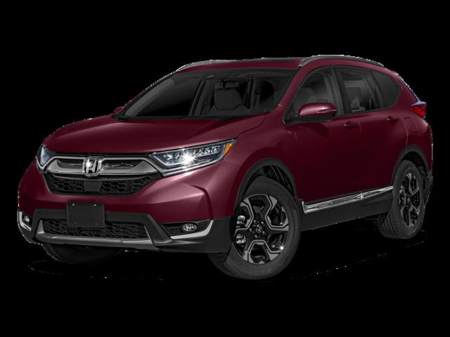 New 2018 Honda CR-V Touring