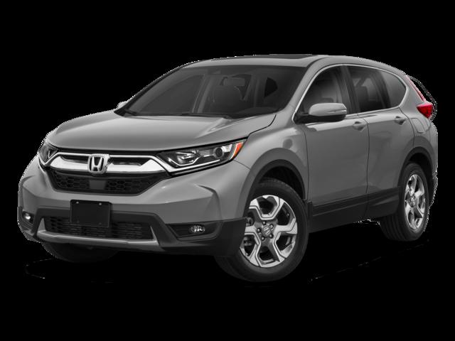 New 2018 Honda CR-V EX AWD