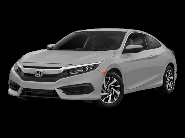 New 2018 Honda Civic Coupe LX