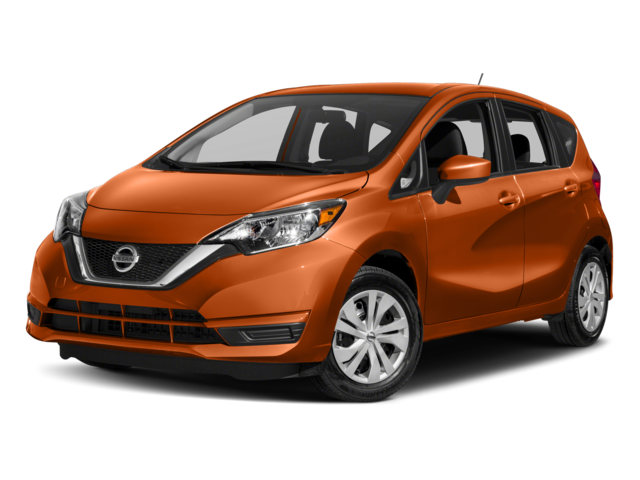 2017 Nissan Versa Note S Plus CVT Sedan
