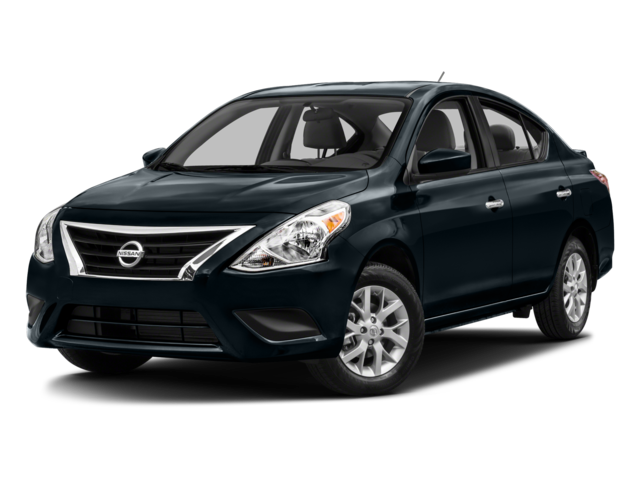 2017 Nissan Versa Sedan SV 4dr Car