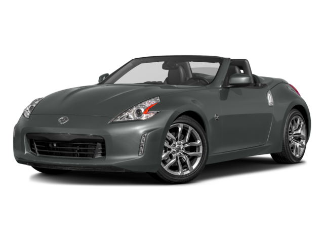 2017 Nissan 370Z Base 2D Roadster