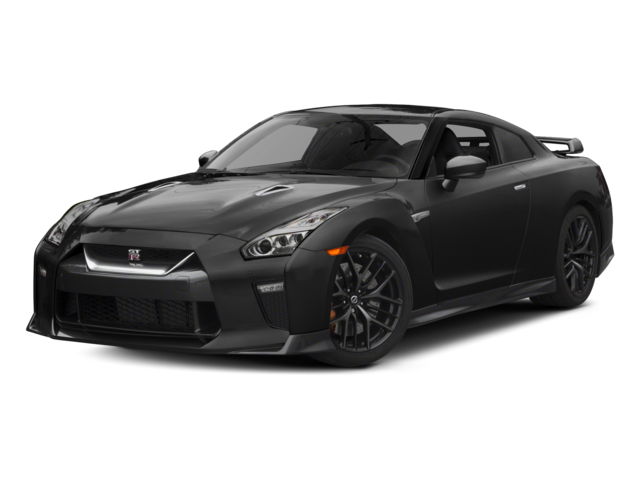 2017 Nissan GT-R Premium All-wheel Drive Coupe