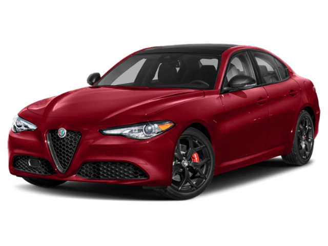 2020 Alfa Romeo Giulia Base Sedan