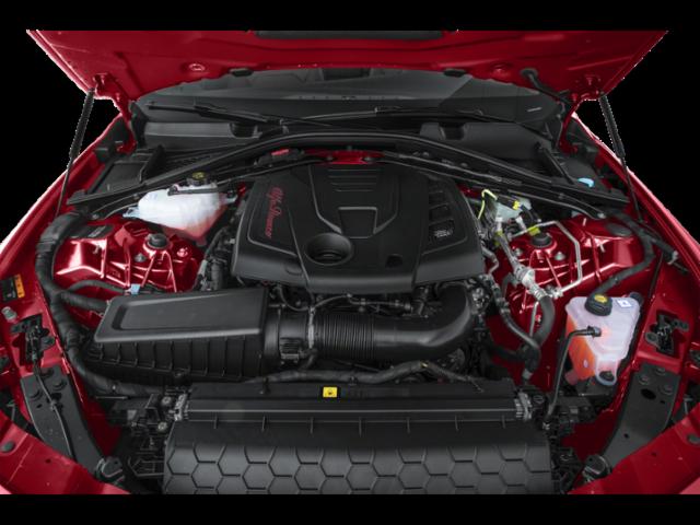 New 2020 Alfa Romeo Giulia Ti