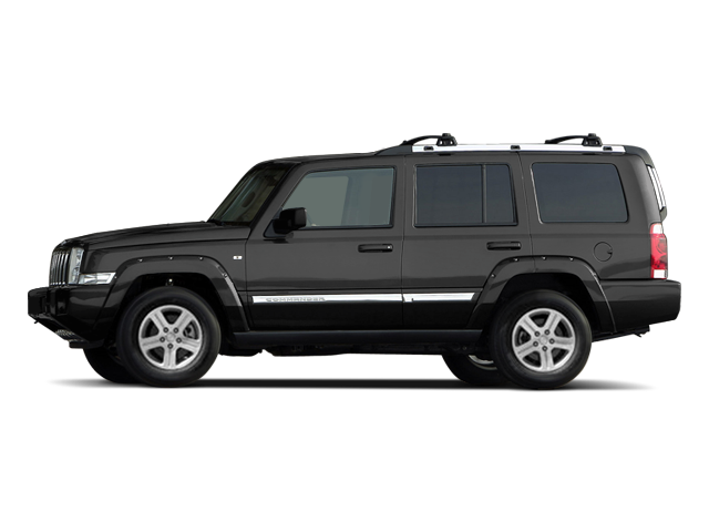 Pre-Owned 2010 JEEP COMMANDER Sport Util
