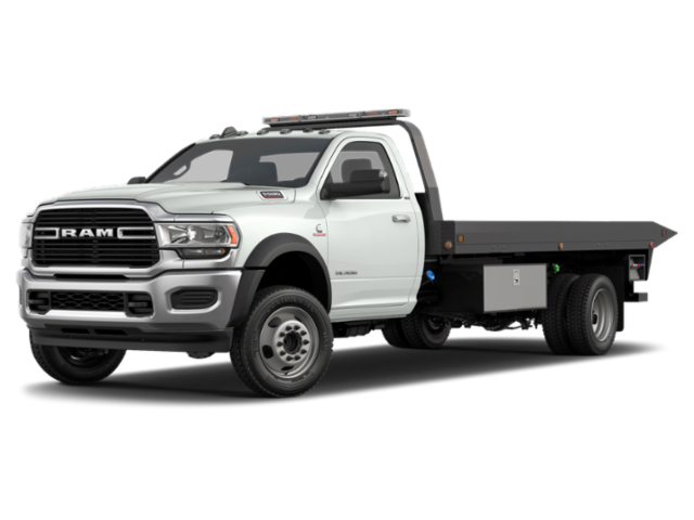 2020 RAM 5500 Chassis Cab Tradesman Chipper Body Regular Cab