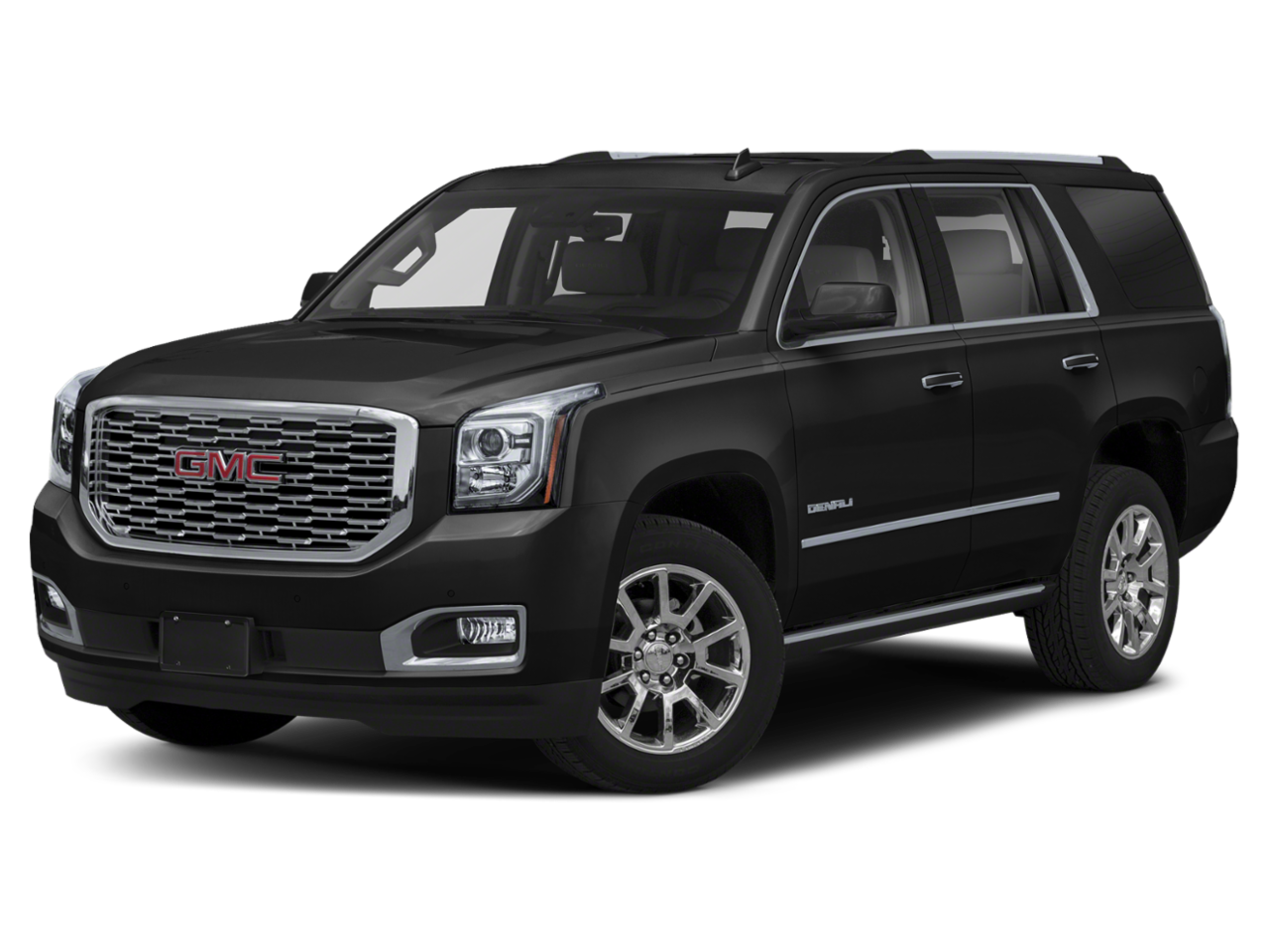 2020 GMC Yukon Denali With Navigation & 4WD